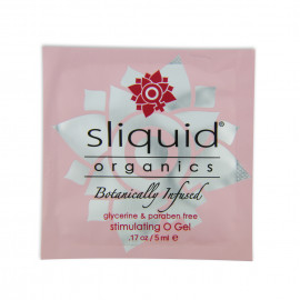 Sliquid Organics O Gel Arousal Gel 5ml