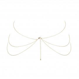 Bijoux Indiscrets Magnifique 8 Body Chain 0267 Zlatá