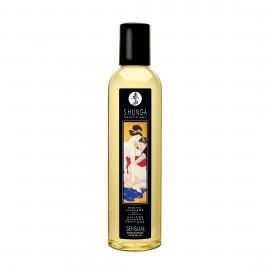 Shunga Massage Oil Island Blossoms 250ml