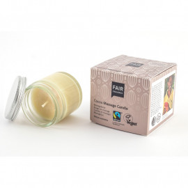 Fair Squared Massage Candle Cocoa 50ml
