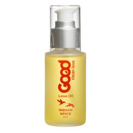 Good Clean Love Indian Spice Love Oil 50ml