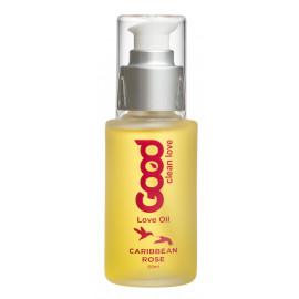 Good Clean Love Caribbean Rose Love Oil 50ml