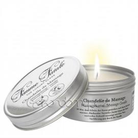 Joydivision Femme Fatale Chandelle du Massage - masážní svíčka Vanilka 125ml