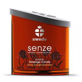 Swede Senze Blissful masážní svíčka 150ml