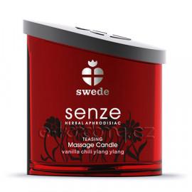 Swede Senze Teasing masážní svíčka 150ml