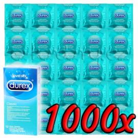 Durex Classic 1000ks