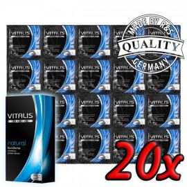 Vitalis Premium Natural 20ks