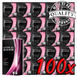 Vitalis Premium Super Thin 100ks