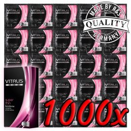 Vitalis Premium Super Thin 1000ks