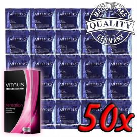 Vitalis Premium Sensation 50ks