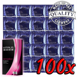 Vitalis Premium Sensation 100ks
