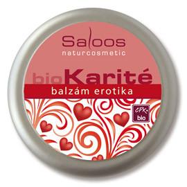 Saloos Bio Karité balzám Erotika 50ml