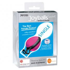 Joydivision Joyballs Secret Single Pink & Black
