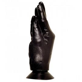 X-MAN All Black AB13 Hand - fistingová ruka 21cm