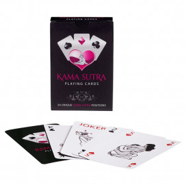 Tease & Please Kama Sutra Playing Cards - Erotické hrací karty