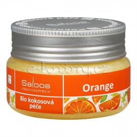 Saloos Bio Kokosová péče - Orange 100ml