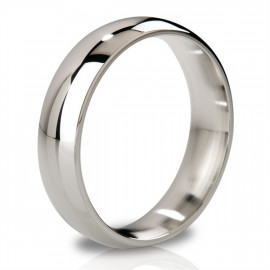 Mystim His Ringness The Earl Polished 51mm