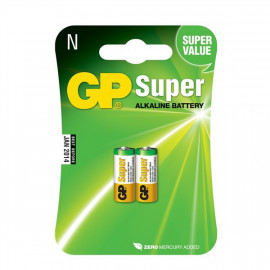 Baterie alkalická GP LR1 1,5V 2ks