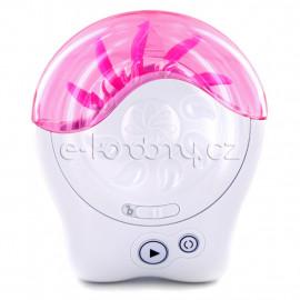Sqweel 2 Oral Sex Stimulator - Bílá + baterie zdarma!