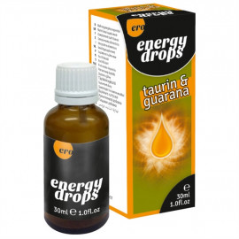 HOT Ero Energy Drops Taurin & Guarana 30ml