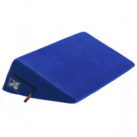 Liberator Wedge Blue - Erotická podložka pro milování Modrá