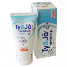 Dr. Müller Ty&Já Lubrikační gel silikonový 50ml