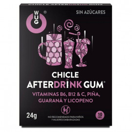 Wug Gum After Drink 10 pack