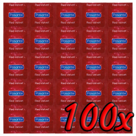 Pasante Red Velvet 100 pack