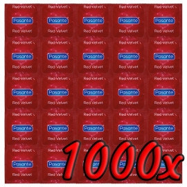 Pasante Red Velvet 1000 pack