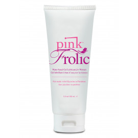 Pink Frolic Water-Based Gel Lubricant for Women 100ml
