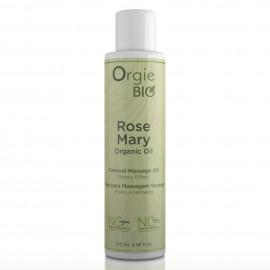 Orgie Bio Massage Oil Rose Mary 100ml