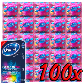 Unimil Excitation Max 100ks