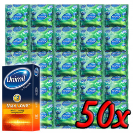 Unimil Max Love 50ks