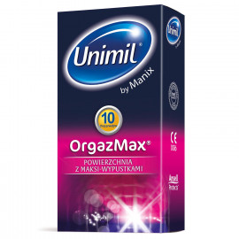 Unimil OrgazMax 10ks