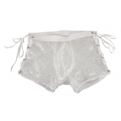 Knick-Knack Bubble Wrap Shorts