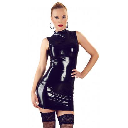 LateX Latex Mini Dress 2901277 Black