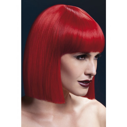 Fever Lola Wig 42496 - Paruka Červená
