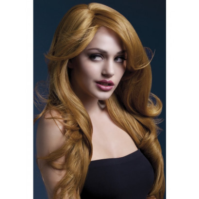 Fever Nicole Wig 42528 - Paruka Kaštanová