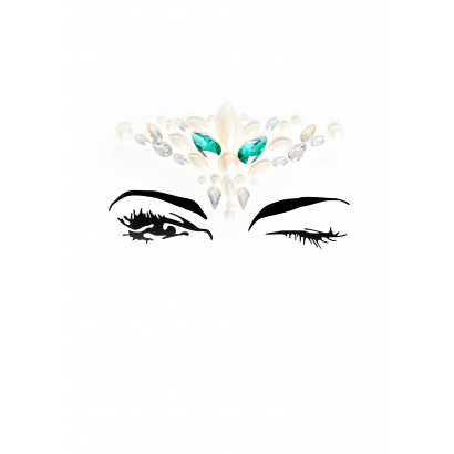 Leg Avenue Ceres Body Jewels Sticker EYE008