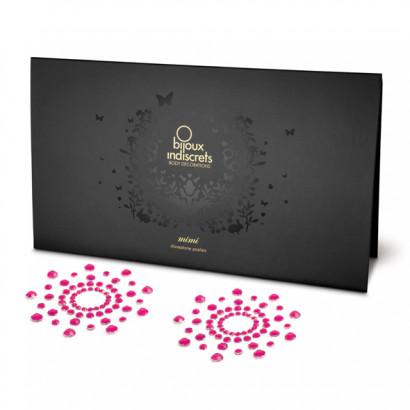 Bijoux Indiscrets Mimi Pink - ozdoby na bradavky