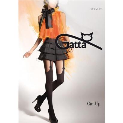 Gatta Girl-Up 18 - Punčochové kalhoty Nero