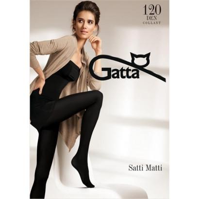 Gatta Satti Matti 120 - Punčochové kalhoty Nero