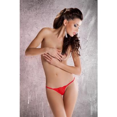 Passion MT005 Red - Dámské tanga