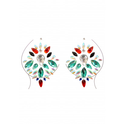 Leg Avenue Vega Nipple Jewels Sticker NIPPLE001