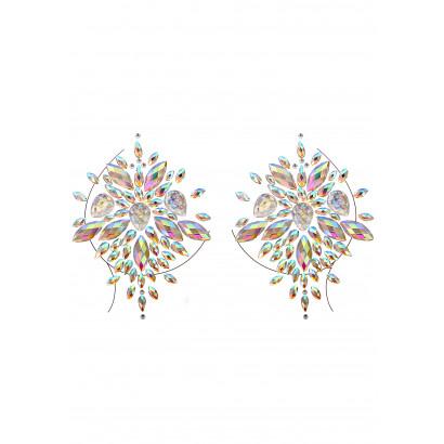 Leg Avenue Starling Nipple Jewels Sticker NIPPLE003