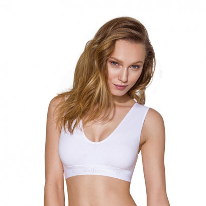 Passion PS005 Top White
