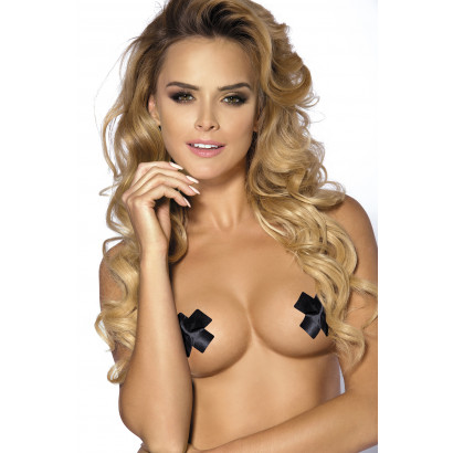 Anais Saya Nipple Covers Black