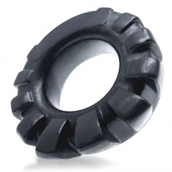 Oxballs COCK-LUG Lugged Cockring Black