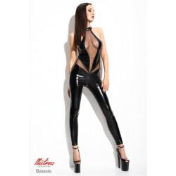 Demoniq Angela Lady Erotic set Black