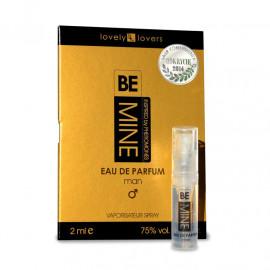 Lovely Lovers BeMine Pheromone Parfum for Men 2ml